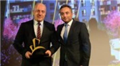 Türkiye'nin 'En İyi Çok Katlı Konut' ödülünü aldı!