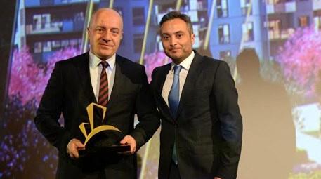 """Türkiye'nin """"En İyi Çok Katlı Konut"""" ödülünü aldı!"""