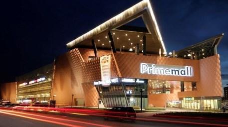 En iyi AVM ödülü Prime Mall Gaziantep'e geldi!