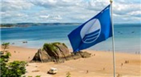 Türkiye'de mavi bayraklı plaj sayısı 12 yılda 404'e çıkarıldı