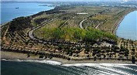 İzmir İnciraltı'ndaki moloz döküm alanı dönüştü, kent ormanı oldu