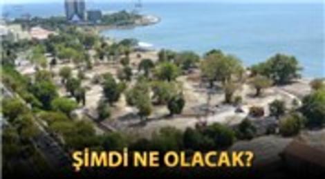 Ataköy sahilindeki projeler için bir karar daha!