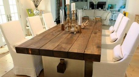 Yemek odanızı güzelleştirmek için öneriler...