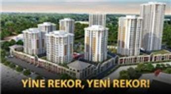 Park Mavera Başakşehir'in ne kadarı satıldı?