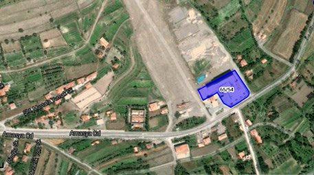 Amasya'da 1.5 milyon liraya icradan satılık arsa!