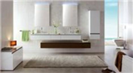 Kale 'Beyaz Saray'dan şık ve konforlu banyolar…