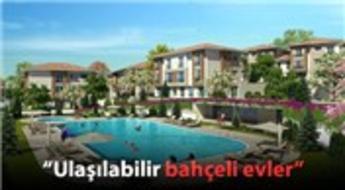 Dekar DK'dan Bahçeşehir'e yeni bahçeli proje: Asmalı Bahçeler