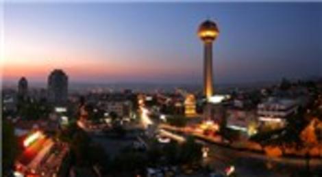 Ankara Etimesgut'ta ticaret imarlı arsa satılıyor