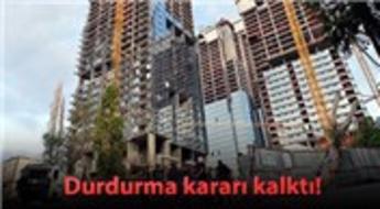 Torun Center inşaatı devam edecek!