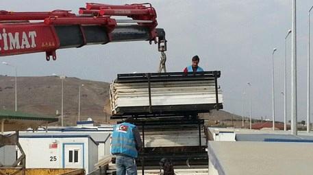 Deniz Feneri, Kilis'teki prefabrik sayısını 108'e çıkardı