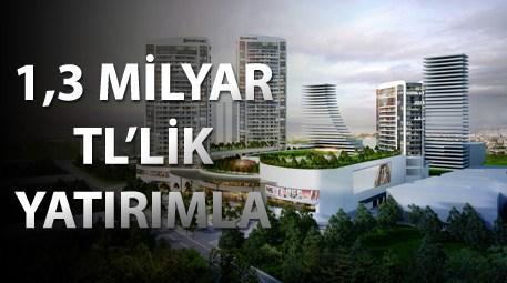 Bursa'nın Marka projesini Sur Yapı inşa ediyor