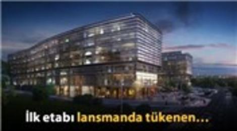 Premier Kampüs Ofis'in 2. etabı satışta!