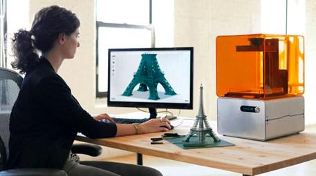 3D Yazıcılar inşaatlarda önemli rol oynayacak!