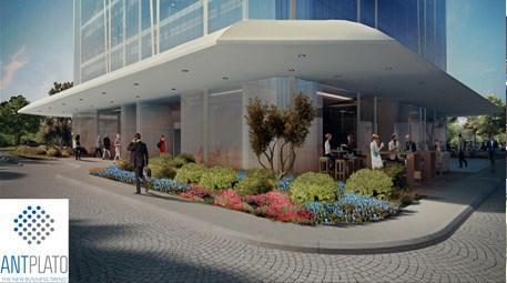 Ant Yapı'nın yurt içindeki ilk ofis projesi: Antplato!