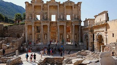 Efes'in hedefinde Dünya Miras Listesi var!