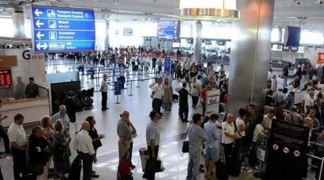 Atatürk Havalimanı'nın dış hatları için 75 milyon avro yatırım!