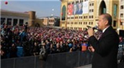 Recep Tayyip Erdoğan, Ankara'da 155 eğitim tesisini açtı!