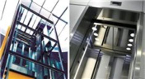 Türkiye'nin ödüllü projelerinde Otis asansörleri kullanılıyor