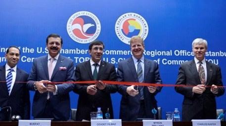 ABD Ticaret Odası Türkiye'de ofis açtı