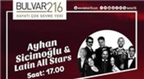 Anadolu Ateşi, Bulvar 216'a özel performans sergileyecek!