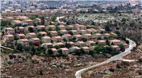Batı Şeria ve Doğu Kudüs'te 14 binden fazla konut yapılacak