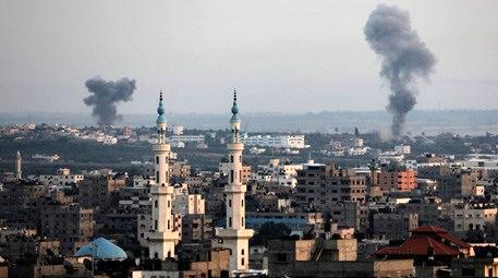 Gazzeliler evlerini onarmak için inşaat malzemesi alabilecek