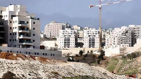 İsrail, Doğu Kudüs'te 14 bin konut ihalesi açtı!
