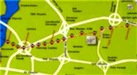 Üsküdar - Sancaktepe metrosu Alemdağ Caddesi'nde kiraları artırdı