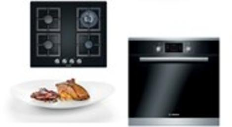 Bosch'un kampanyalı ankastre setleriyle mutfağınızı yenileyin