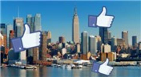 Facebook'ta en çok bu şehirler beğenildi!
