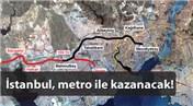 Metrolara yapılacak yatırımlar ile konut fiyatları...