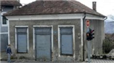 Bosna Hersek Devleti'nin kurulduğu ev harabe gibi