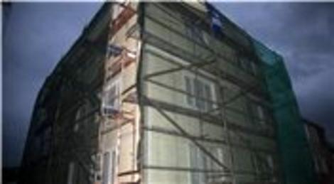 Bursa Büyükşehir Belediyesi'nden cephe yenileme çalışmaları!