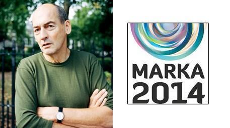 Hollandalı mimar Rem Koolhaas, MARKA 2014 sahnesinde…