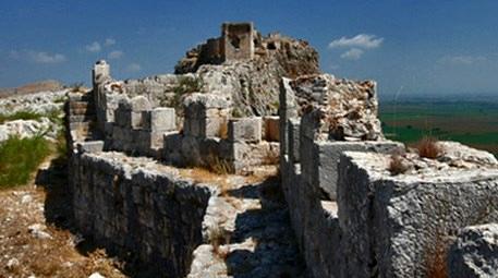 Anavarza Antik Kenti 1 milyon lira ödenek ile ayağa kaldırılıyor!