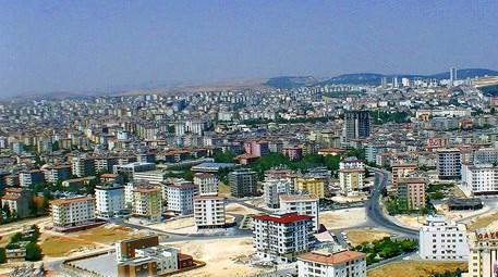 Gaziantep'te inşaatçılara belediyeden iki arsa fırsatı