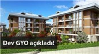 Şehrizar Konakları'ndaki 24 bağımsız bölümün değeri...