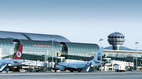 Adnan Menderes Havalimanı'na çelik yapı tasarım ödülü geldi!