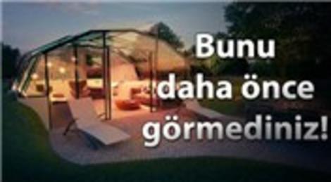 En sağlıklı ev icat edildi!