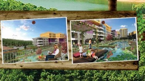 Aydos Ormanı, bu proje ile en yakın komşunuz...
