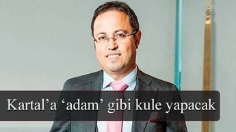 Adam Kule'yi Kartal'a, bal peteğini Taksim'e inşa edecek!