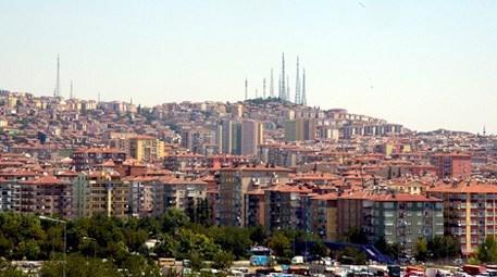 Ankara'daki binalar Makina Mühendisleri Odası'na emanet!