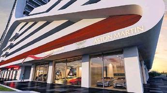 Aston Martin, Folkart Towers'te showroom açıyor