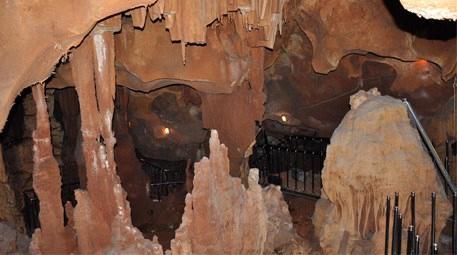 Taşkuyu Mağarası kapılarını açmaya hazırlanıyor!