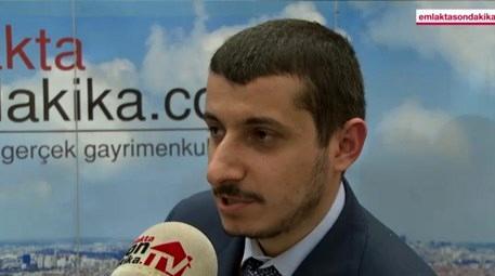 """İbrahim Emrah Oflaz """"Gayrimenkul sektöründe biz de varız"""""""