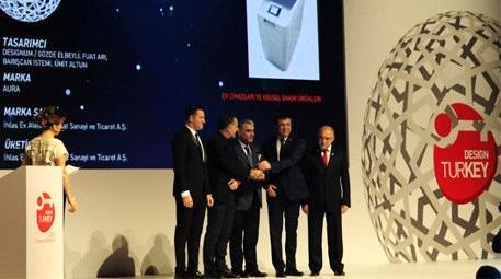 İhlas Ev Aletleri, 'İyi Tasarım Ödülü' aldı