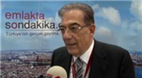 Erhan Boysanoğlu, emlaktasondakika'ya konuştu!