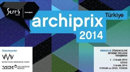 Archiprix-TR 2014 Mimarlık