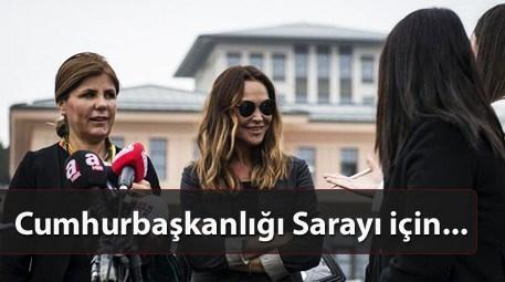 """Hülya Avşar: """"Benim evim daha şaaşalı"""""""