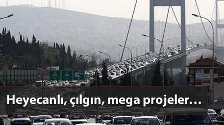 İstanbul'un trafiğini çözecek projeler